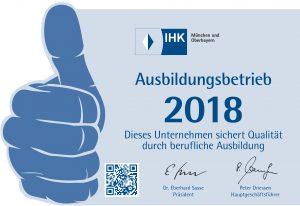 IHK Ausbildung 2018